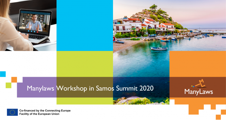 ManyLaws Workshop at online Samos Summit 2020